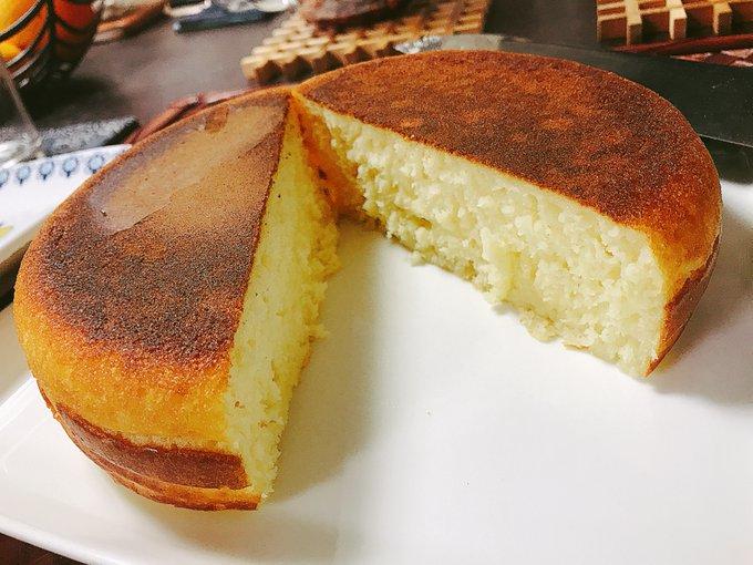 【超簡単】 パンケーキミックスにアレを混ぜるだけでくっそ分厚いのが作れるぞ!フワッフワでめちゃくちゃうめぇええ