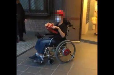 ニンテンドーラボ 世界初 電動車椅子 任天堂に関連した画像-03