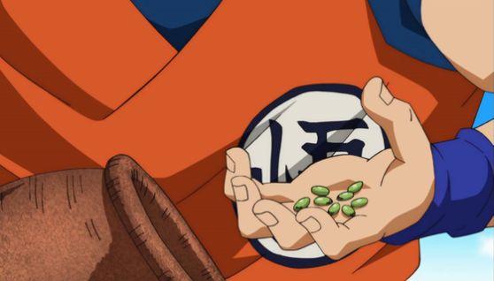 ドラゴンボール 悟空 仙豆に関連した画像-01