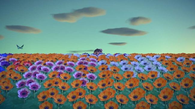 あつ森 どう森 あつまれどうぶつの森 任天堂 通信できない 花 植えすぎに関連した画像-03