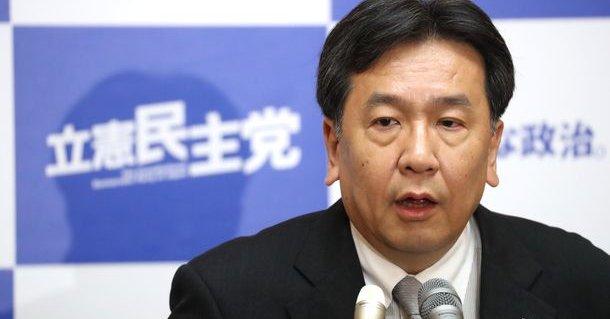 立憲・枝野代表「私たちは2月から緊急事態宣言を求めてきた」と大胆な嘘をついてしまう!!