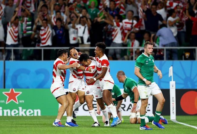 ラグビー日本代表 アイルランド 逆転勝利に関連した画像-01