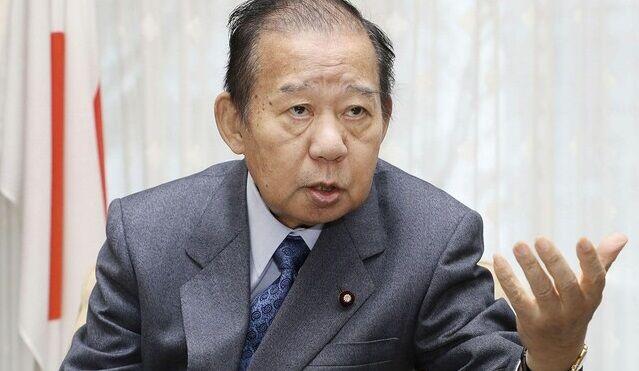 自民党 子ども庁 検討本部長 二階俊博に関連した画像-01