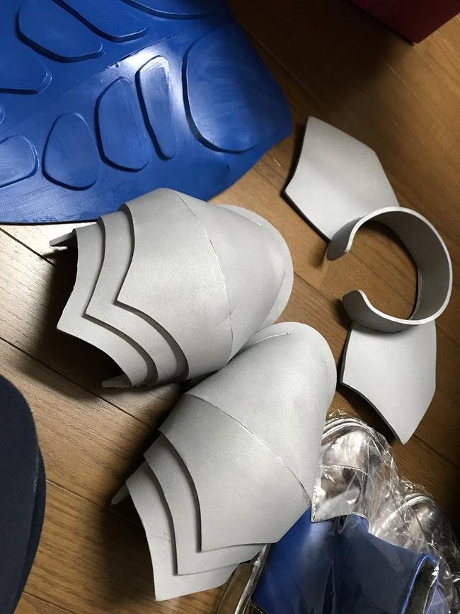 コスプレ コスプレ衣装通販サイト コスコミ Fate ランサー オーダーメイド 亀の甲羅に関連した画像-03