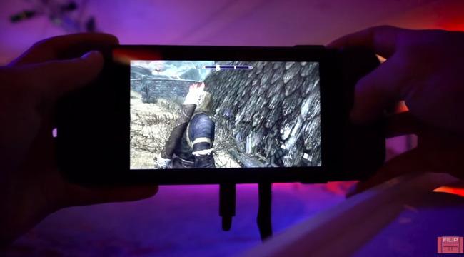 スカイリム ニンテンドースイッチ 動画 プレイ映像に関連した画像-03