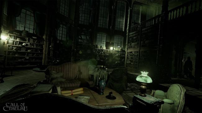 クトゥルフの呼び声 TVゲーム化 コールオブクトゥルフ CallofCthulhuに関連した画像-05