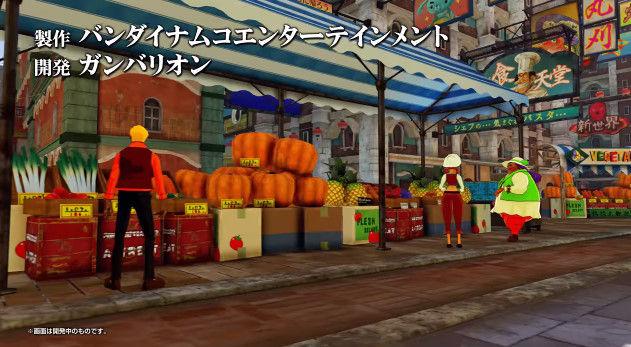 ワンピース ワールドシーカー オープンワールド PS4に関連した画像-12