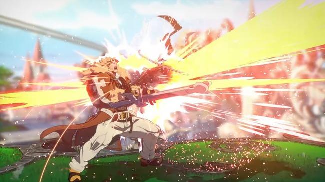 ギルティギア ストライヴ 名残雪 レオ=ホワイトファング PS5に関連した画像-04