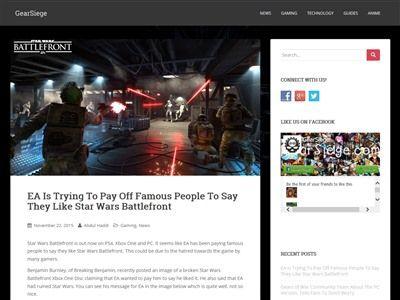 スターウォーズ バトルフロント ステマ EA ミュージシャン ディスク 破壊 抗議 ベンジャミン・バーンリーに関連した画像-02