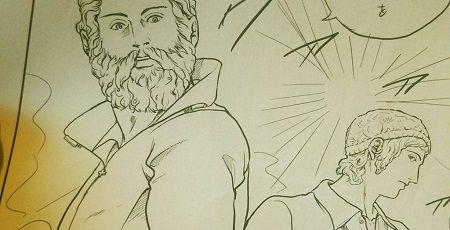 新テニスの王子様 ギリシャ 擬音 ヘラクレス エヴァゲロスに関連した画像-01