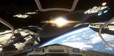 コールオブデューティ インフィニット・ウォーフェア CODIW 宇宙 PV トレーラーに関連した画像-01