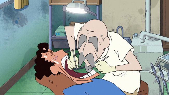 歯医者 27年間 拒否 男性 アゴ 90% 切除に関連した画像-01