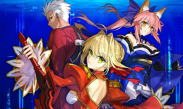 Fate EXTRA リメイクに関連した画像-01