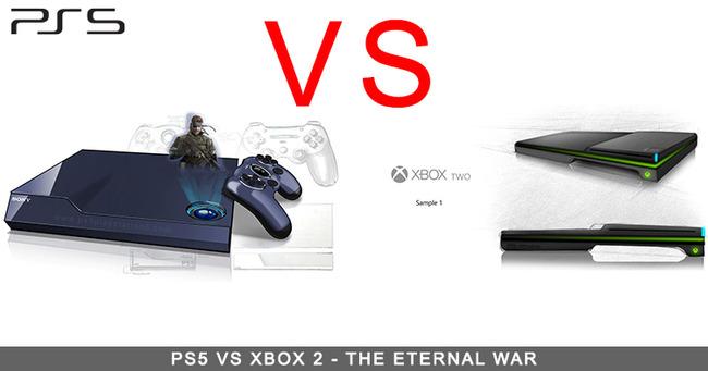 PS5 Xbox2 ハード戦争に関連した画像-01