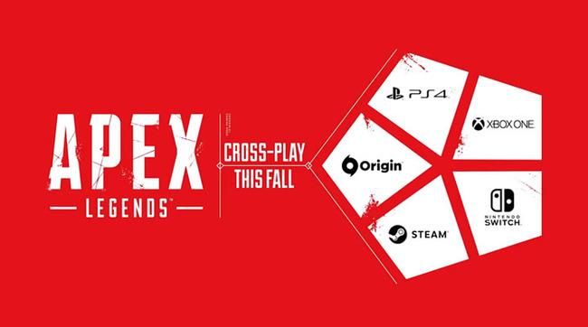 ApexLegends ニンテンドースイッチ Steam クロスプレイに関連した画像-01