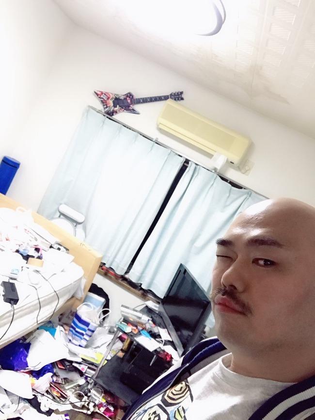 クロちゃん 自宅 テレビ 破壊に関連した画像-03