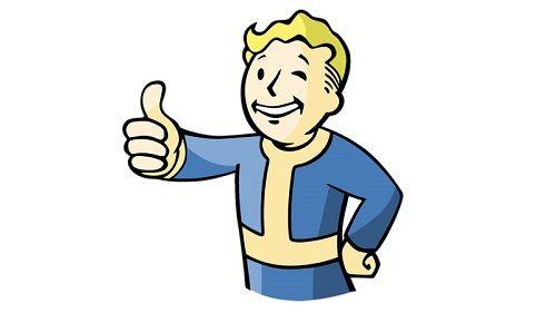 フォールアウト Fallout ボルトボーイ Vault-Boy 指に関連した画像-01