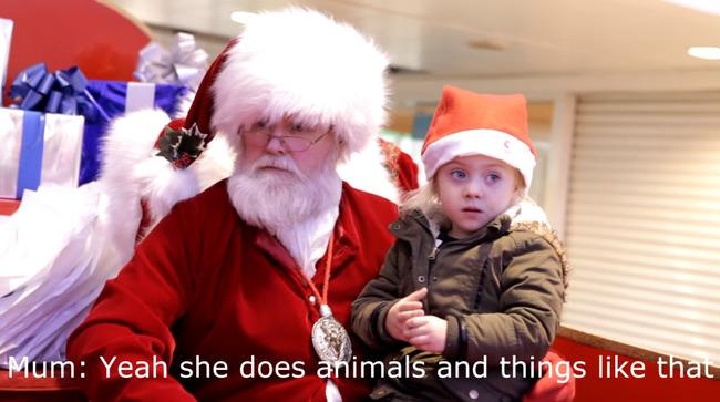 サンタクロース サンタ 神対応に関連した画像-05