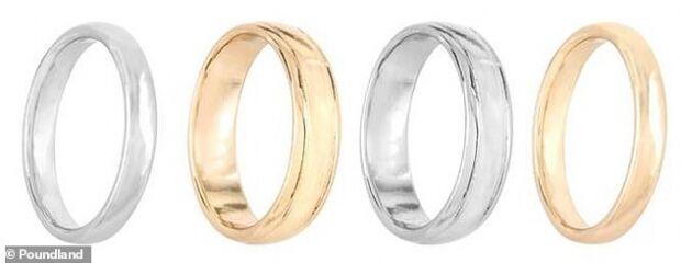 イギリスロンドン1ポンド指輪に関連した画像-03