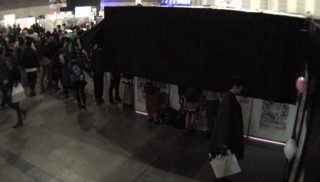 イケメン マジックミラー のぞき見部屋 ニコニコ超会議 ブースに関連した画像-06