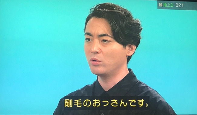 NHK Eテレ 植物に学ぶ生存戦略 山田孝之 胸毛 ヘクソカズラに関連した画像-09