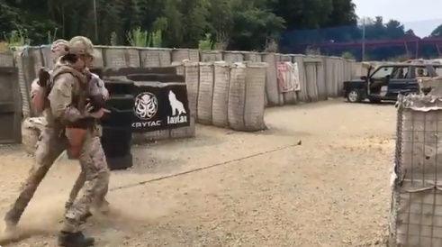 ナイフ 銃 近距離 刃物 サバゲーに関連した画像-09