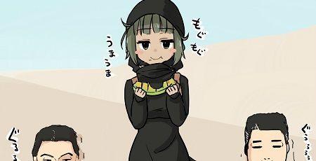 ISISちゃん 萌えキャラに関連した画像-01