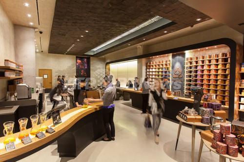 米国 海外 スターバックス スタバ 紅茶専門店 ティーバナに関連した画像-01