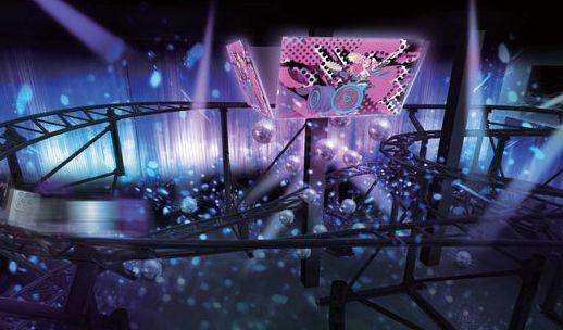 世界初 東京ジョイポリス ジョイポリス 音ゲー ジェットコースター 音ゲーコースター リズムゲーム あんさんぶるスターズに関連した画像-01