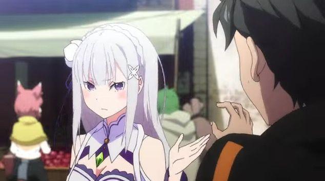 ゼロから始める異世界生活 春アニメ 初回1時間に関連した画像-01