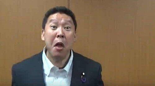 「コロナはただの風邪」と息巻いていた立花孝志氏、コロナで入院