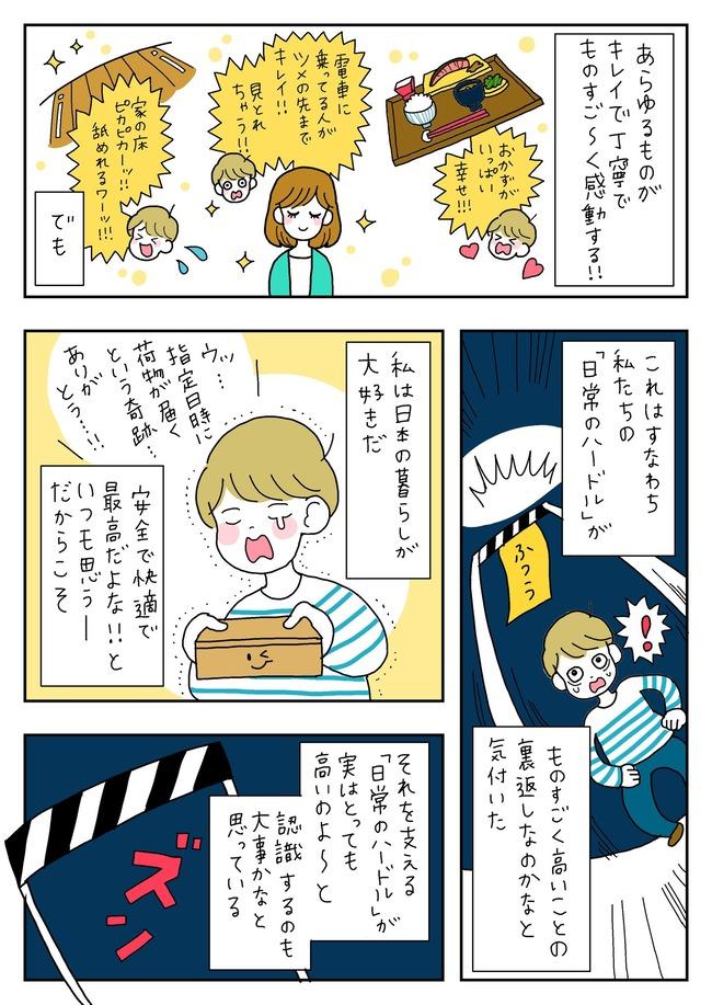 日本 ハードル イギリス 料理 暮らすに関連した画像-04