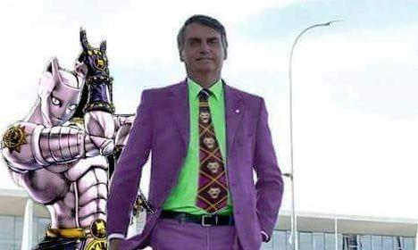 ブラジル 大統領 アニメ 令和に関連した画像-01