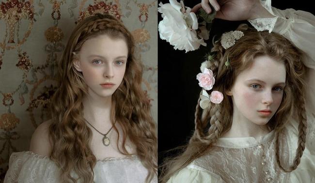 ミラナ・アンジェラバ 美女 絵画に関連した画像-01