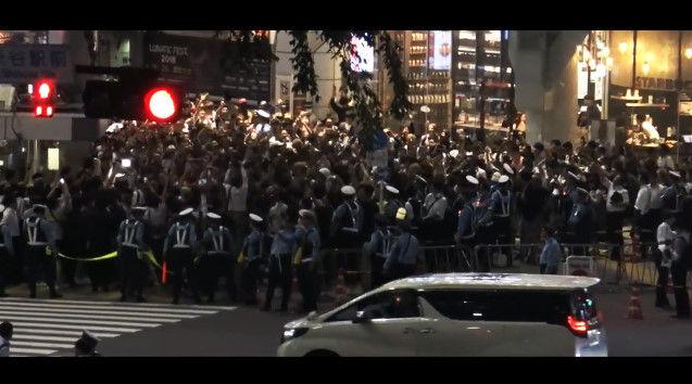 ヒカキン 渋谷 ゴミ拾い ワールドカップに関連した画像-06