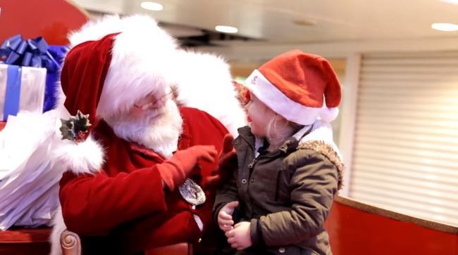 サンタクロース サンタ 神対応に関連した画像-06