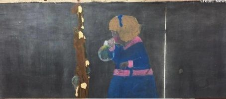 黒板 歴史 授業 小学校に関連した画像-04