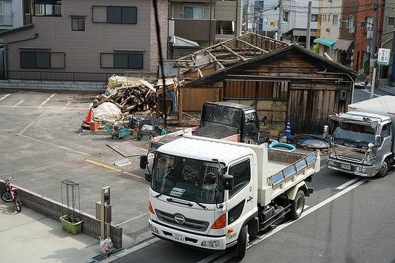 GIGIAZINE倉庫破壊事件 建造物損壊罪 地上げ 警察に関連した画像-03