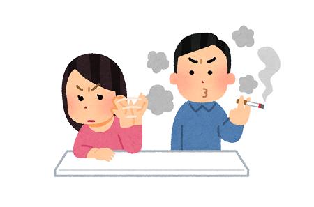 学歴 受動喫煙 タバコ 煙草に関連した画像-01