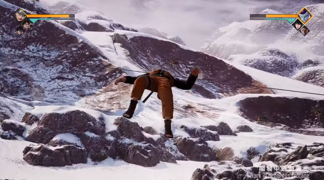 ジャンプフォース プレイ動画 ワンピース ナルト ドラゴンボールに関連した画像-06