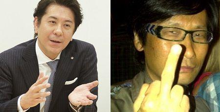 小島秀夫 メタルギアソリッド コナミ 早川英樹 社長に関連した画像-01