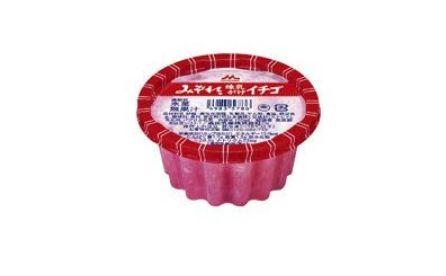 100円みぞれ 練乳がけイチゴ 蜜と雪 森永乳業に関連した画像-01