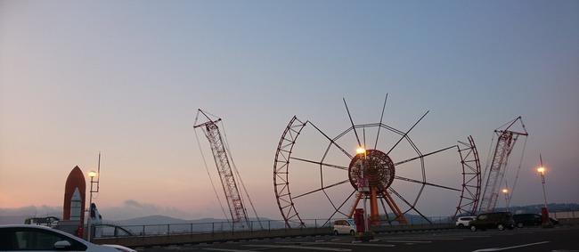 スペースワールド 閉園 写真 ディストピアに関連した画像-02