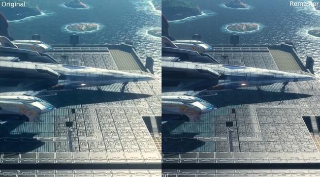 スターオーシャン4 比較 リマスターに関連した画像-02