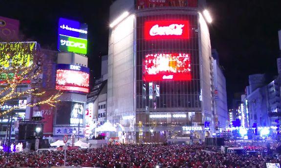 令和 年越し 渋谷 カウントダウンに関連した画像-01
