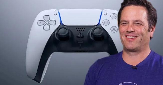 フィル・スペンサー PS5 デュアルセンス 称賛に関連した画像-01