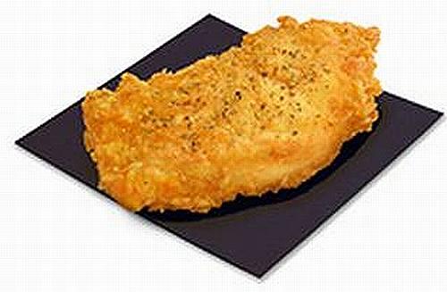 ケンタッキー フライドチキン 骨なし パリパリ旨塩味 カルビー ポテトチップス コラボに関連した画像-01