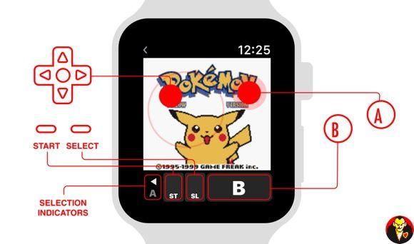 アップルウォッチ ポケモン ピカチュウバージョンに関連した画像-03