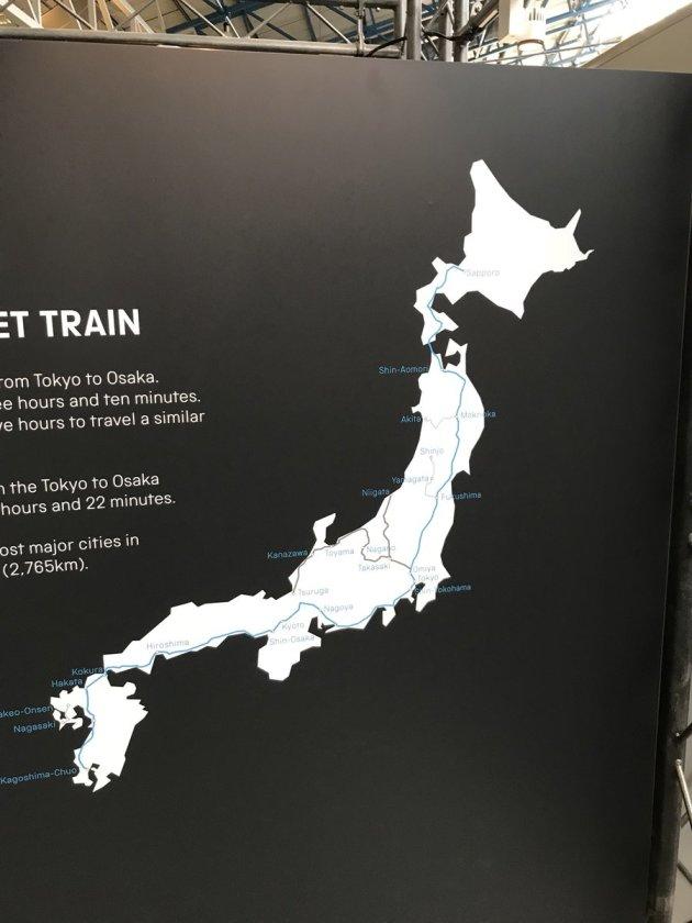 日本地図 四国 抹消 イギリス 鉄道博物館 新幹線に関連した画像-03