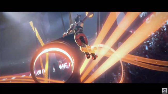 E3 ユービーアイソフト カンファレンス2019 Roller Champions スポーツゲームに関連した画像-09